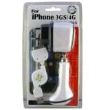 Chargeur iphone 3 en 1
