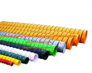 Spirale en PVC ignifuge Air Flexible conduit