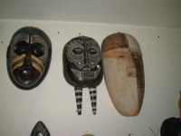 Masques AFRICAINS A PRIX FOUS