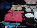GROSSISTE DESTOCKEUR LOT DE LINGERIE GOSSARD