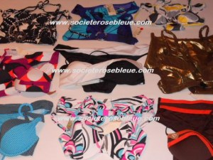 GROSSISTE DESTOCKEUR PROMOTION LOT DE MAILLOTS DE BAIN ETAM