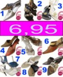 OFFRE Chaussures 6,95 Euros