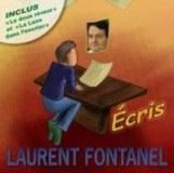 """Laurent FONTANEL - Album """"Ecris"""""""