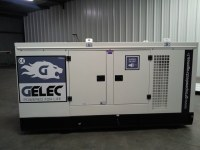 GROUPE ELECTROGENE GELEC PANTHER 37 (37 kVa)