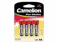 Piles CAMELION Alcaline LR06 Micro AA x 4 pcs