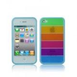 Coque Bumper Rainbow iPhone4/4S