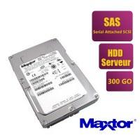 Disque dur pour serveur Maxtor Atlas 10K V SAS - 300 Go