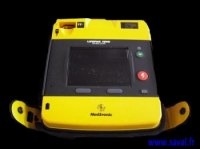 Dsa : defibrillateur LIFEPAK 1000