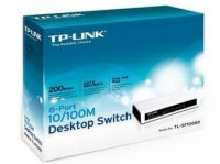 Grossiste Switch 8 ports 10/100Mbps