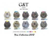 Monntre G&T Nouvelle Collection