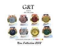 Monntre G&T Nouvelle Collection Ref. 1064G
