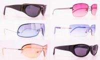 Lot de plus de 500 paires de lunettes de soleil neuves