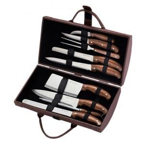 Housse de couteaux 10 pièces