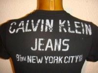 Arrivage T shirt Calvin klein Homme Femme