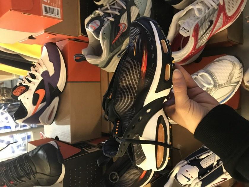 Lot Nike Vintage Laylow Destockage Grossiste
