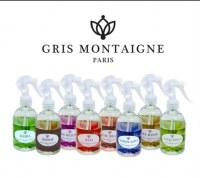 Sprays maison Gris Montaigne