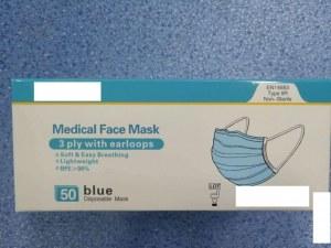 Masques Paris chirurgicaux et tissu reutisables UNS1 10 20 30 lavages
