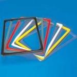 Cadre PVC couleur A4