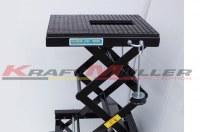 Kraftmuller 135kg Pont Élévateur Plateforme Élevatrice Moto Support Montage Levage ATV...