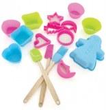 Valisette patisserie pour enfants - 16 pièces - coffret cadeau comple