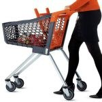 Chariot magasin City 77L