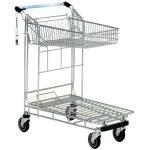Chariot libre-service Jardinerie