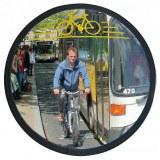 Miroir piste cyclable