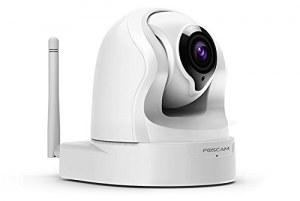 Caméra IP Motorisé Wi-Fi