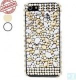 Grossiste,fournisseur chinois : Perle et Diamant Case Surface rigide pour iPhone 5