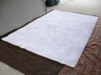 Lot de tapis shaggy design