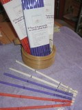 Bougies auriculaire  (hopi) par 10 paires