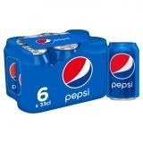 Soda PEPSI 33cL