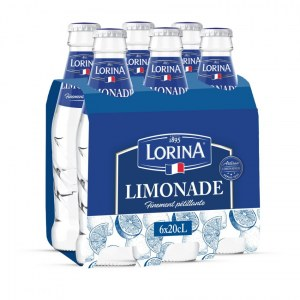 LIMONADE REGULAR LORINA 20CL VP