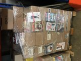 10 palettes DVD à vendre