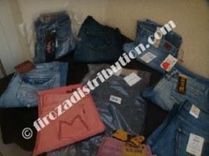 Magnifique – A saisir : Packs de Jeans Grande Marque
