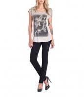 Fournisseur Marque T shirts Hiver 2015 Tops Pull femme Diesel