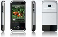 Téléphone Portable CECT P168+