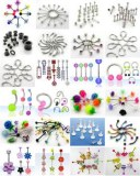 Lot de 675 piercings. 0.47€