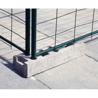 Plot pour clôture BETON