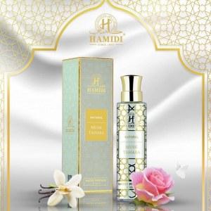 Hamidi oud luxury lait parfumée 100ml milky