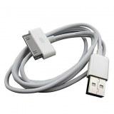 Cable de Chargement et de Synchronisation pour iPad, iPhone et iPods - 1m, Blanc
