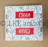 Boite Pizza differents designs