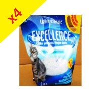 Litière pour chat exellence 3.8L
