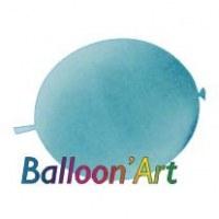NOUVEAU 50 ballons Ciel 30 cm nacrés pour guirlande