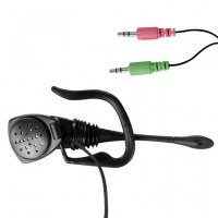 Casque audio de poche - Kommunikation Optimale via Skype, MSN, Yahoo, etc