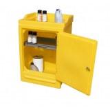 Armoire pour produits corrosif 100L