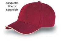 "Casquette ""Liberty Sandwich"""