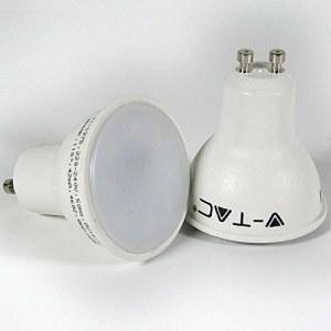 Spot/ampoule led GU10 5w 110°