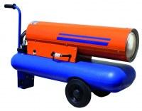 Générateur mobile à fioul