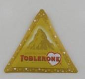TOBLERONE 60GR MILK TRIANGLE TABLET